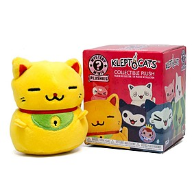 KleptoCats: peluches coleccionables de gatos en caja sorpresa