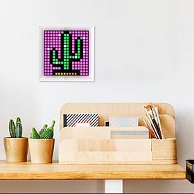 Pixoo: el panel multifunción para crear pixel art