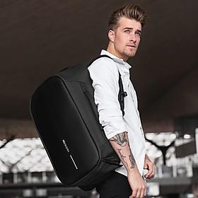 Bobby Duffle: la bolsa de viaje convertible y antirrobo