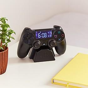 Reloj despertador con forma de mando de la PlayStation