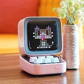 Ditoo: el altavoz con editor de pixel art