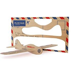 Postal que se Convierte en Avión