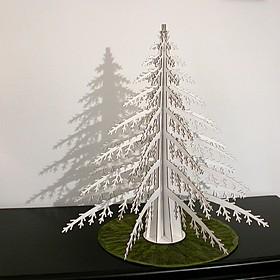 "Pino de Cartón ""Alpine Tree"""