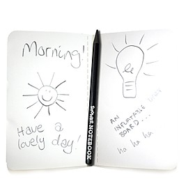 Cuaderno y Lápiz Waterproof