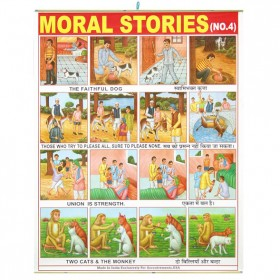 Moral Stories Glossy Poster Curiosite