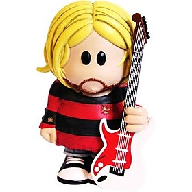 Toys & Games|Gifts for Men Weenicons Kurt Cobain Collectible Figurine