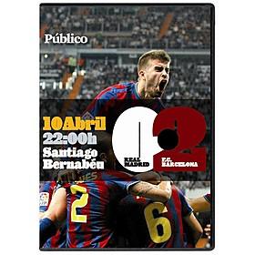 Real Madrid 0 - 2 FC Barcelona