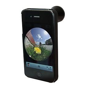 Lente de Ojo de Pez para iPhone