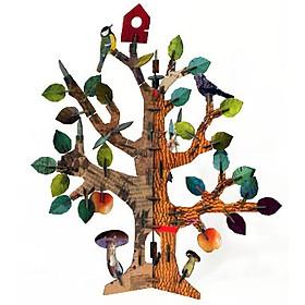 "Árbol de Cartón Totem ""Tree"""