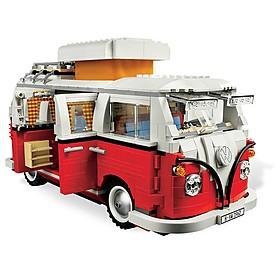 Volkswagen T1 Camper Van de LEGO