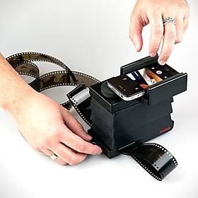 Escáner de negativos fotográficos para el smartphone