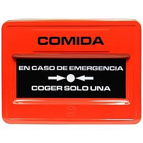 Gruñón Gris y Rojo Polvo Tapas De La Válvula /& Llave Todos los modelos Retail Pack E F Tipo