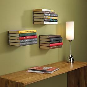 Estantería Invisible Floating Books Grande