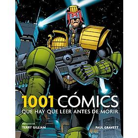 Curiosite 1001 cómics que hay que leer antes de morir