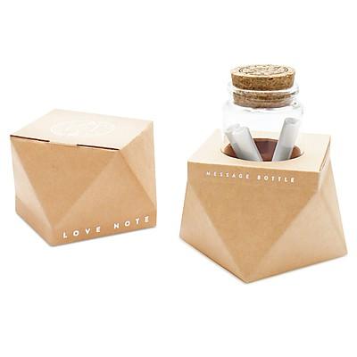 Mensaje en una botella - Cajas de carton bonitas ...