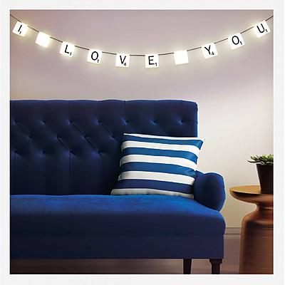 letras luminosas - regalos originales decoracion hogar