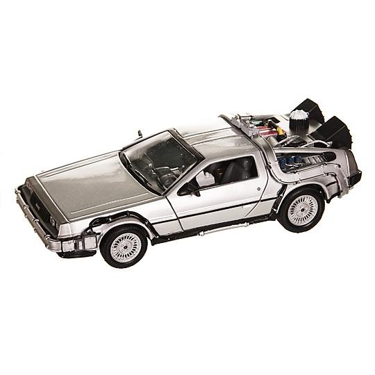El coche de Regreso al Futuro
