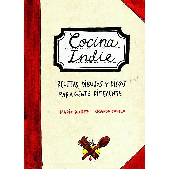 Un libro de recetas, dibujos y discos
