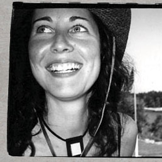 Keri Smith, la autora
