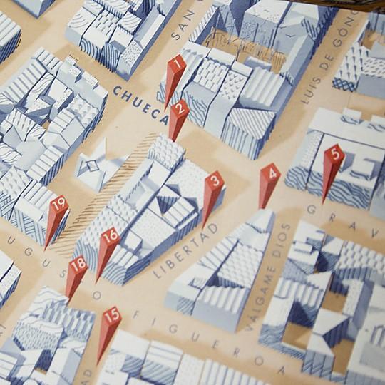 La cartografía es de Gonzalo del Val y Diego Delas
