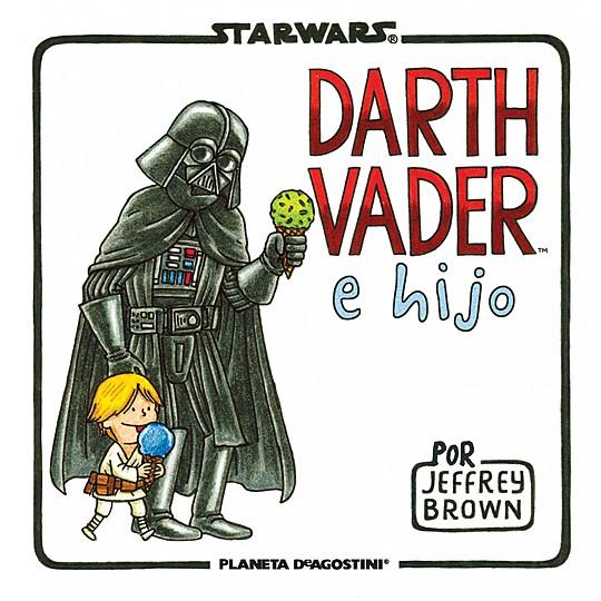 Darth Vader e hijo te pondrá muy tierno...