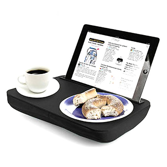 Un soporte para iPad práctico y cómodo