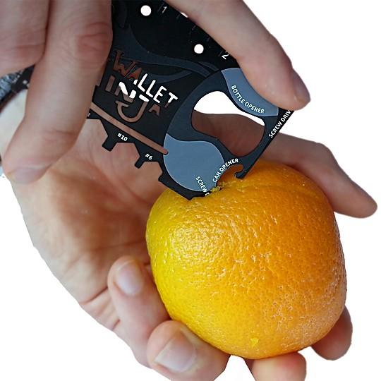 Pelar fruta será mucho más fácil