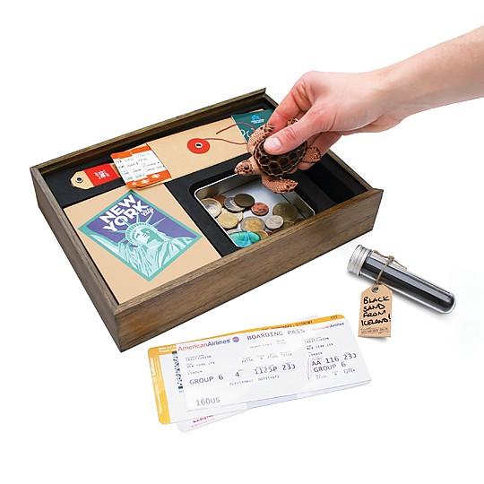 Una caja de recuerdos memorable