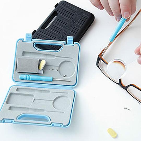 Kit de herramientas para dejas las gafas como nuevas
