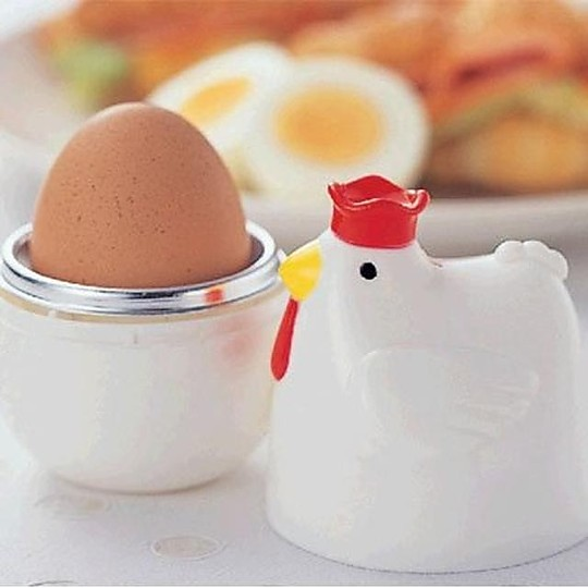 En 3-5 minutos tendrás tu huevo a punto