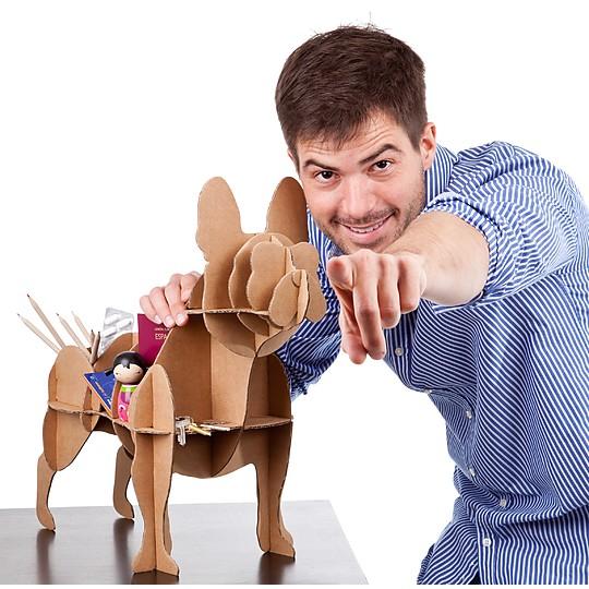 Bulldog francés es un producto respetuoso con el medio ambiente