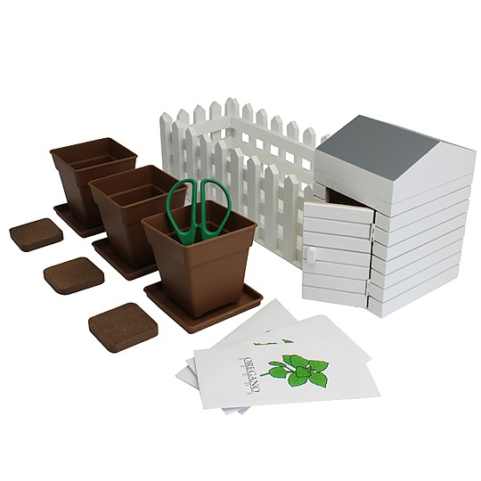 Incluye todo lo necesario para preparar el cultivo