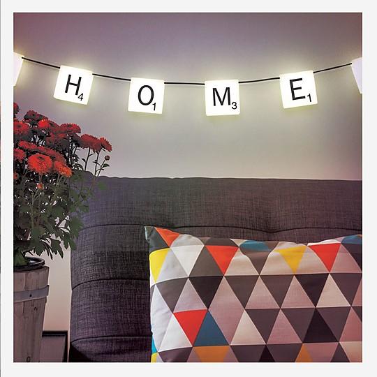 Decora tu casa con estas letras luminosas tan pop