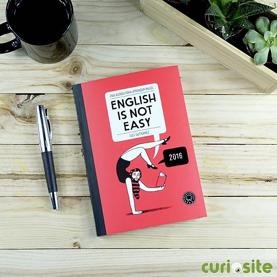 La agenda 2016 para aprender inglés