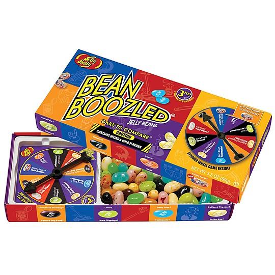 Juégatela a la ruleta rusa de Bean Boozled
