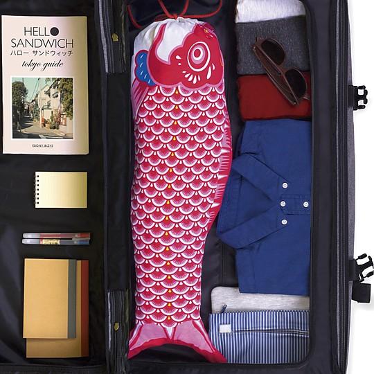 La bolsa para ropa sucia de inspiración japonesa