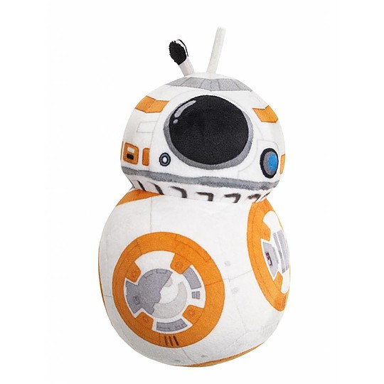 El peluche Star Wars de BB-8