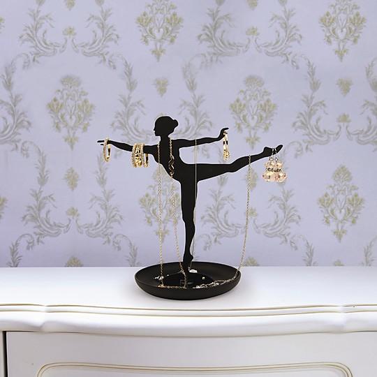 Un joyero bailarina de inspiración clásica