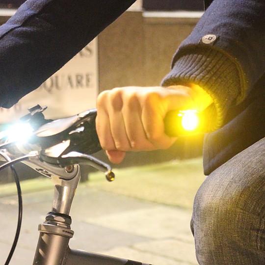 Los intermitentes para bici magnéticos