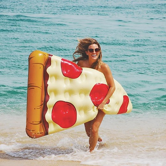 ... o a la playa