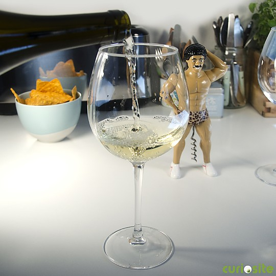 ¡Que corra el vino!