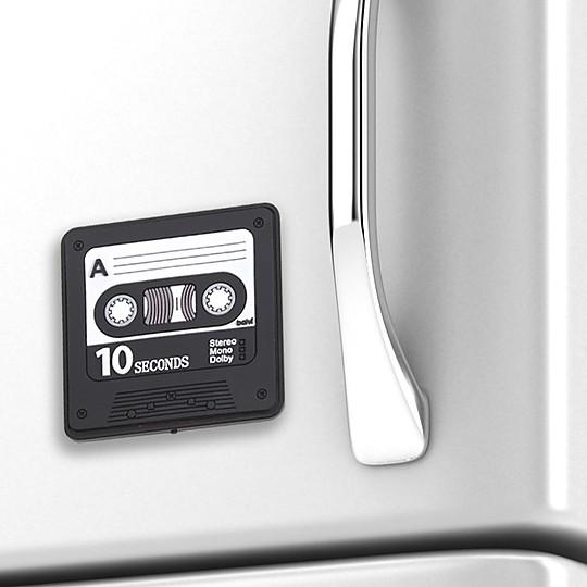 Una grabadora para poner en tu nevera