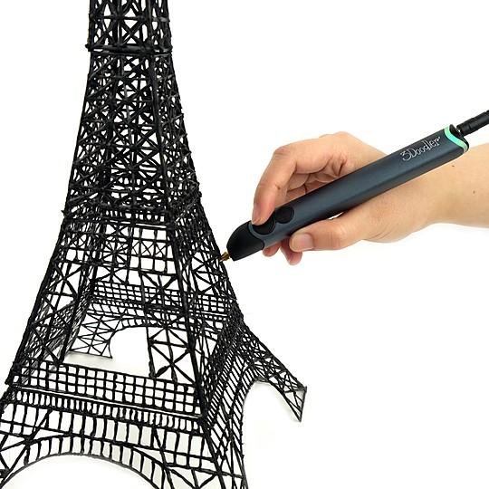 La última versión del bolígrafo 3D 3Doodler