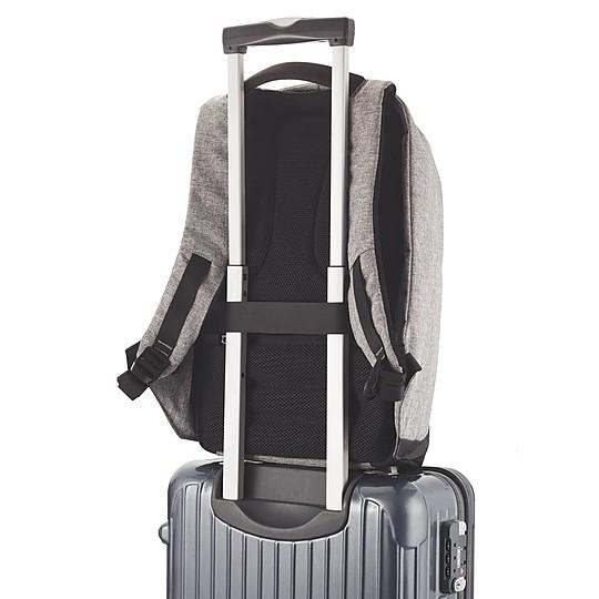 Correa elástica para sujetar la mochila al asa de tu maleta