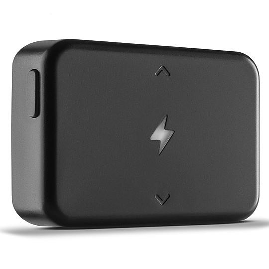 Incorpora una batería recargable de litio