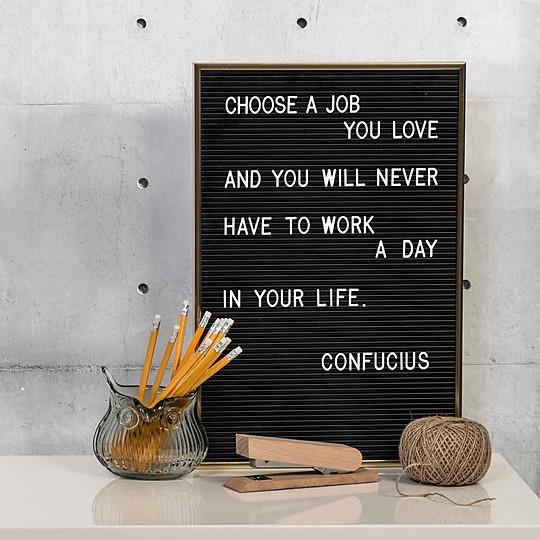 Declaraciones de amor, listas de la compra, poemas, citas...