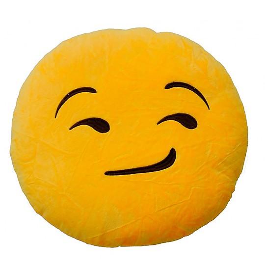 La sonrisa burlona