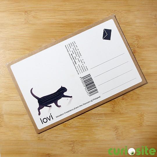Podrás enviar la postal por correo
