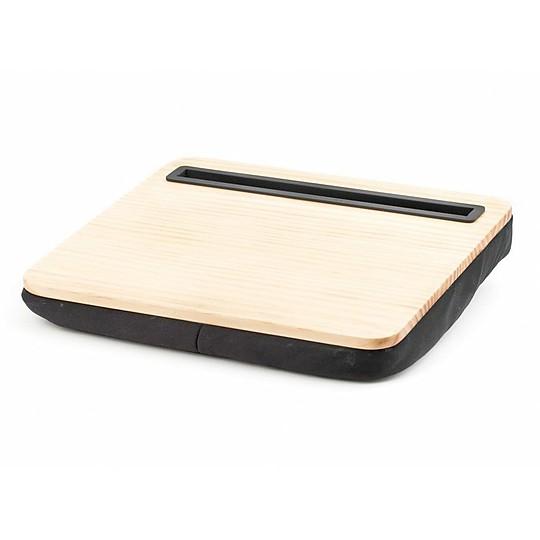 El tablero es de madera de pino