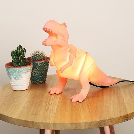 Este es el Tyrannosaurus rex